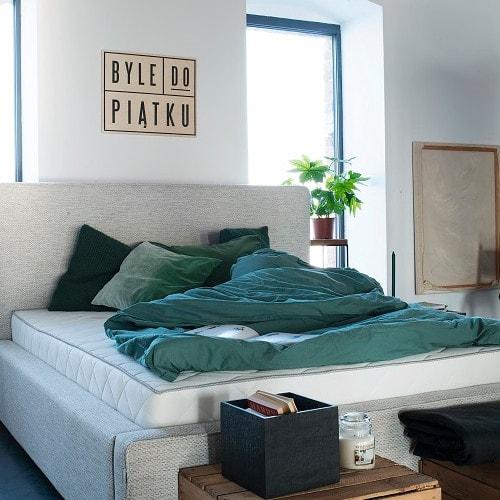 Hildina Anders - łóżko Urban